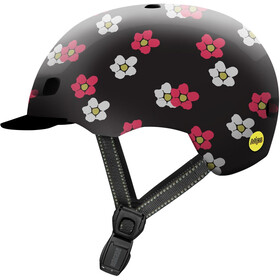 Nutcase Street MIPS Helm, fun flor all gloss